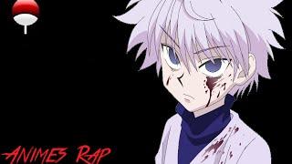 getlinkyoutube.com-Animes Rap Killua - Garoa (Hunter x Hunter)