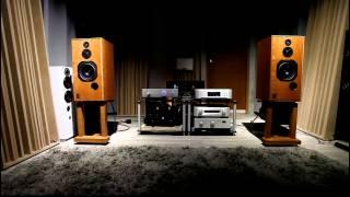 getlinkyoutube.com-Harbeth Super HL5 plus + Esoteric K-07 + SPEC RSA-V1/EX
