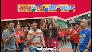 Juan For All, All For Juan Sugod Bahay | February 10, 2018