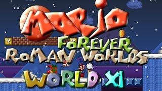 getlinkyoutube.com-Mario Forever Roman Worlds - World XI