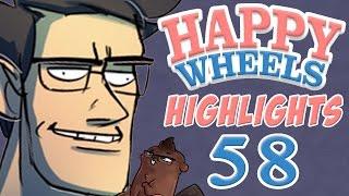getlinkyoutube.com-Happy Wheels Highlights #58
