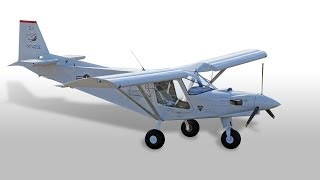 getlinkyoutube.com-Amazing turbine STOL homebuilt airplane