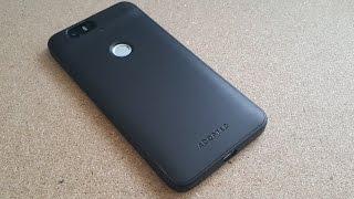 getlinkyoutube.com-[Nexus 6P] Adopted Protective case Black