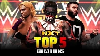 getlinkyoutube.com-WWE NXT - 5 Things The Community Created (WWE 2K15 PC)
