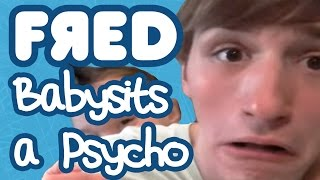 getlinkyoutube.com-Fred Babysits a Psycho