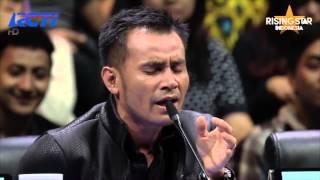 getlinkyoutube.com-Bertiga feat Judika  Swear It Again  Westlife   Rising Star Indonesia Eps 6