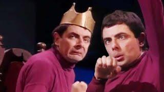 Pink Tights And Plenty Of Props   Rowan Atkinson Live
