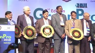CII Green Pro success Summit -2018 at HICC, Hyderabad