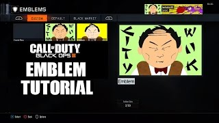 getlinkyoutube.com-Black Ops 3 Emblem Tutorial -City Wok Guy- South Park