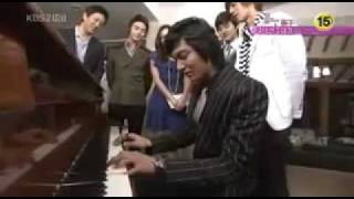 getlinkyoutube.com-F4 Special - Lee Min Ho (Goo Joon Pyo) Playing the Piano.mp4