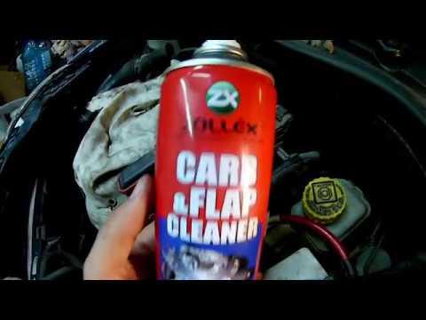 Чистка вентиляции картера FIAT Linea