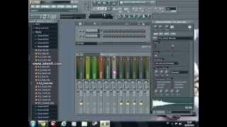 VIDEO AULA- COMO FAZER UMA BASE DE RAP NO FL STUDIO 10 width=
