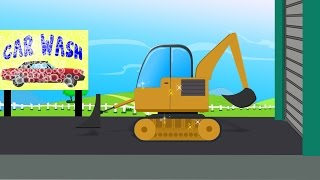 getlinkyoutube.com-JCB | Car Wash