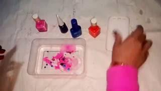 getlinkyoutube.com-كيف تزين غطاء الجوال بالمناكير (طلاء الاظافر ) . How adorn mobile cover varnish