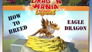 getlinkyoutube.com-🎁 Breed EAGLE DRAGON -  Dragon Mania Legends