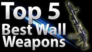 getlinkyoutube.com-TOP 5 Wall Guns in 'Call of Duty Zombies' - Black Ops 2 Zombies, Black Ops & WaW