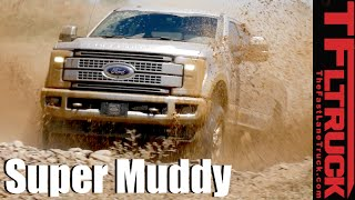 getlinkyoutube.com-2017 Ford F-250 Super Duty FX4: First Drive Off-Road Review