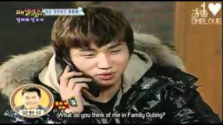 getlinkyoutube.com-[Engsub] Daesung & YG - Family Outing Phone Call Cut