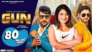 GUN (Official Video) | New Haryanvi song 2018 | Ajay Hooda, AK Jatti & Vijay Varma | Gun Records