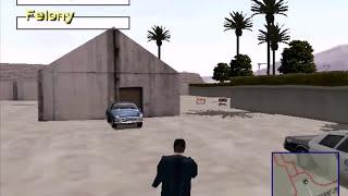 getlinkyoutube.com-Driver 2 - Las Vegas secret car