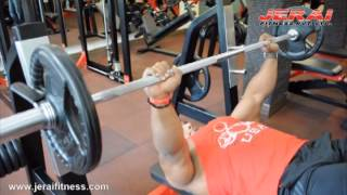 getlinkyoutube.com-DECLINE AND FLAT BENCH PRESS BY SANGRAM CHOUGULE ON JERAI FITNESS EQUIPMENT