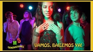 "getlinkyoutube.com-Giselle Torres ""Shut Up and Dance"" - (Cover in Spanish) ""Vamos, Bailemos Ya!""  by GM5"