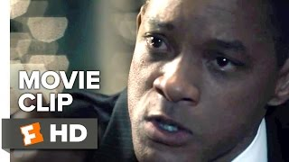 Concussion Movie CLIP - Tell the Truth (2015) - Will Smith, Alec Baldwin Movie HD width=