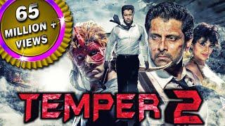 Temper 2 (Kanthaswamy) 2019 New Hindi Dubbed Movie | Vikram, Shriya Saran, Ashish Vidyarthi