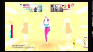 getlinkyoutube.com-All About the Bass - World Video Challenge - Just Dance 2016 for Wii U