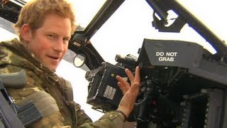 getlinkyoutube.com-Prince Harry Frontline Afghanistan second tour afghanistan 2013 BBC full documentary movie