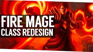 getlinkyoutube.com-Patch 7.1.5 Fire Mage Redesign - World of Warcraft Legion