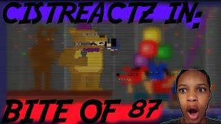 getlinkyoutube.com-FNAF 4 BITE OF 87 REACTION | CRUNCH