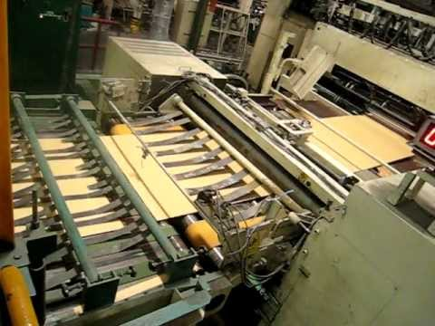 Corrugated Cardboard Manufacturing Line - For Sale - 5/5