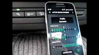 getlinkyoutube.com-BMW E71 X6 M50D Active Sound Exhaust System WiFi / Smartphone