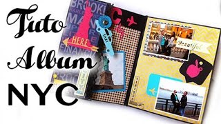 TUTO TO NYC Part 2 Structure de l'album
