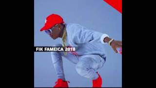 fik fameika my property  lyrics video