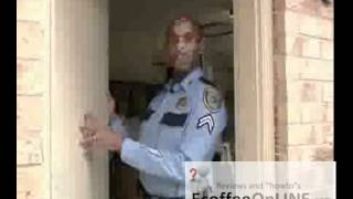 Home Burglary Prevention Tips  (Houston Police Department, HPD Video Production)-eCoffeeOnline.com