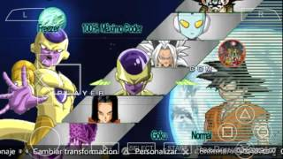 getlinkyoutube.com-Dbz shin budokai 2 mods progreso !!