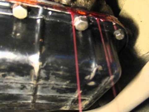 Бежит масло с АКПП Jeep Grand Cherokee 4.0