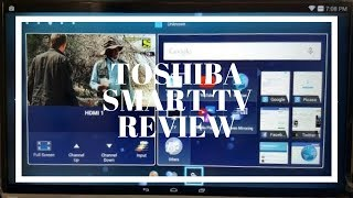 getlinkyoutube.com-TOSHIBA Android LED TV - L5400 Review