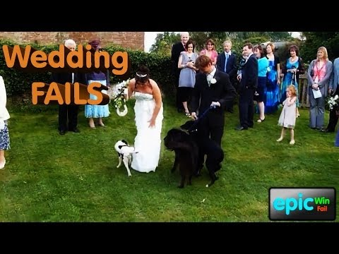 Epic Win/Fail HD Compilation - Best Wedding Fails
