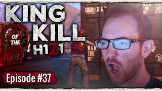 TITTYBALLZ STRIKES BACK | H1Z1 King of the Kill #37