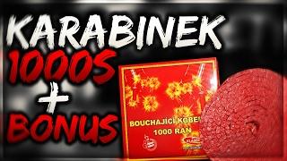Test i Recenzja  Karabinku 1000Ran od  Klaska + Bonus