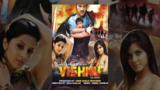 Vishnu The He Man | Hindi Film | Full Movie | Vishnu | Neetu Chandra