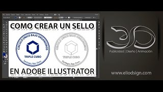 getlinkyoutube.com-3-Tutorial Adobe Illustrator Sello