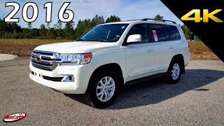 getlinkyoutube.com-2016 Toyota Land Cruiser - Ultimate In-Depth Look in 4K