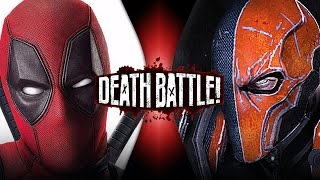 getlinkyoutube.com-Deadpool VS Deathstroke | DEATH BATTLE!