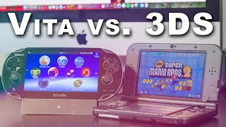 PlayStation Vita vs New 3DS XL - 3+ Years Later