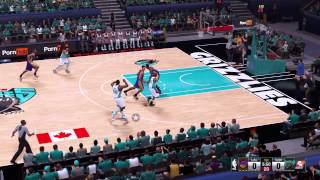 getlinkyoutube.com-NBA 2K16 Vancouver Grizzles at Rogers Arena