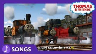 getlinkyoutube.com-Thomas & Friends UK: Misty Island Rescue